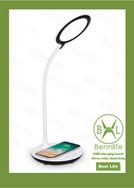 Bennlife 賓尼生活 手機無線感應充電 usb充電觸控三色護眼檯燈