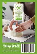 Bennlife 賓尼生活 廚房用具不銹鋼砧板/耐用/不發霉的理板/雙面可用 (1件)
