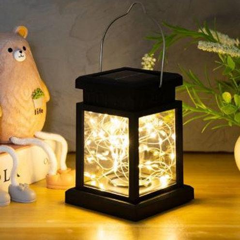Bennlife 賓尼生活 日本和風格調 太陽能户外LED掛燈 (黃光)