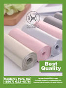 Bennlife賓尼生活 5卷裝單色平口式垃圾袋- 可在浴室或睡房使用