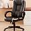 Thumbnail: Bennlife 賓尼生活 真皮人體工學老闆椅 多用途電腦椅 家用電腦椅 (黑色)