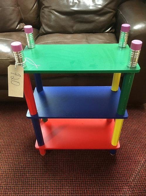Novelty Children's Shelves