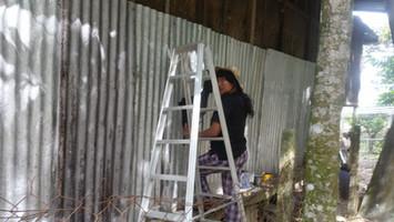 Painting Aman Dusun