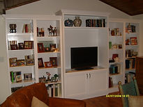 Built-in Entertainment Centers