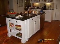 Custom Made Islands / Kitchen Cabinets