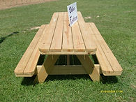 Picnic Tables Sturdy Built