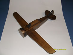 Wooden Airplane / Toys