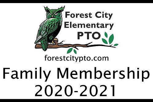 FCE PTO Family Membership 2020-2021