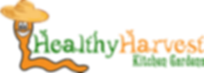 healthy havest kitchen gardens logo