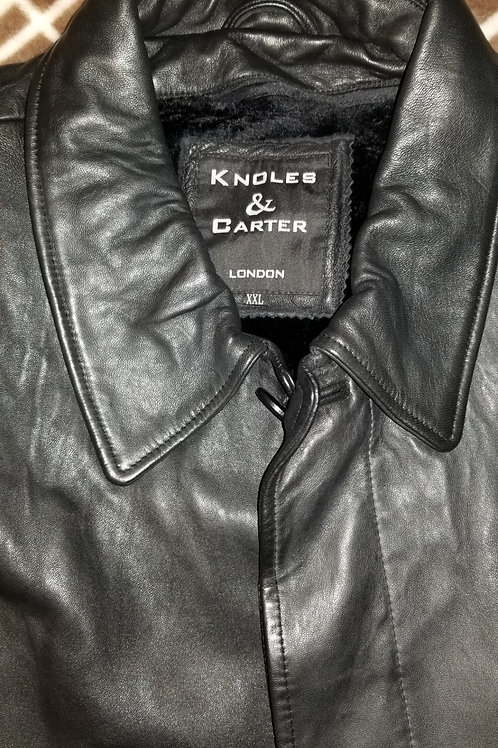 """Butter Soft Leather """"Knoles & Carter"""" of London"""
