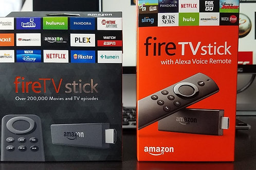 FireTV Stick With Kodi  (Special)