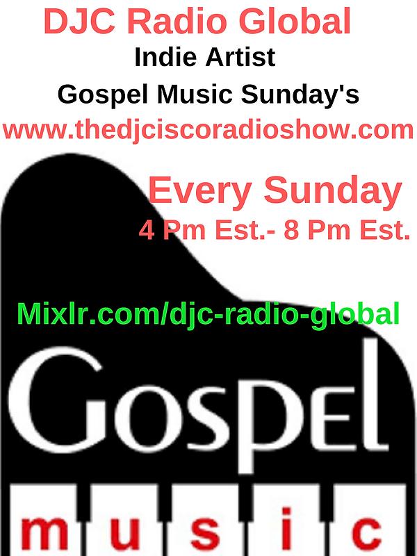 Gospel Music Sunday Flyer.png