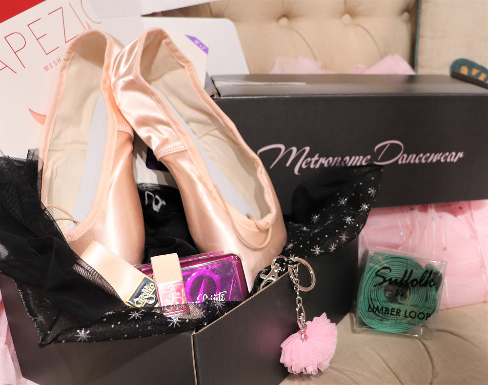 Metronome is the premiere pointe shop in California