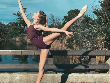 Dancer Spotlight: Mariah Bennett