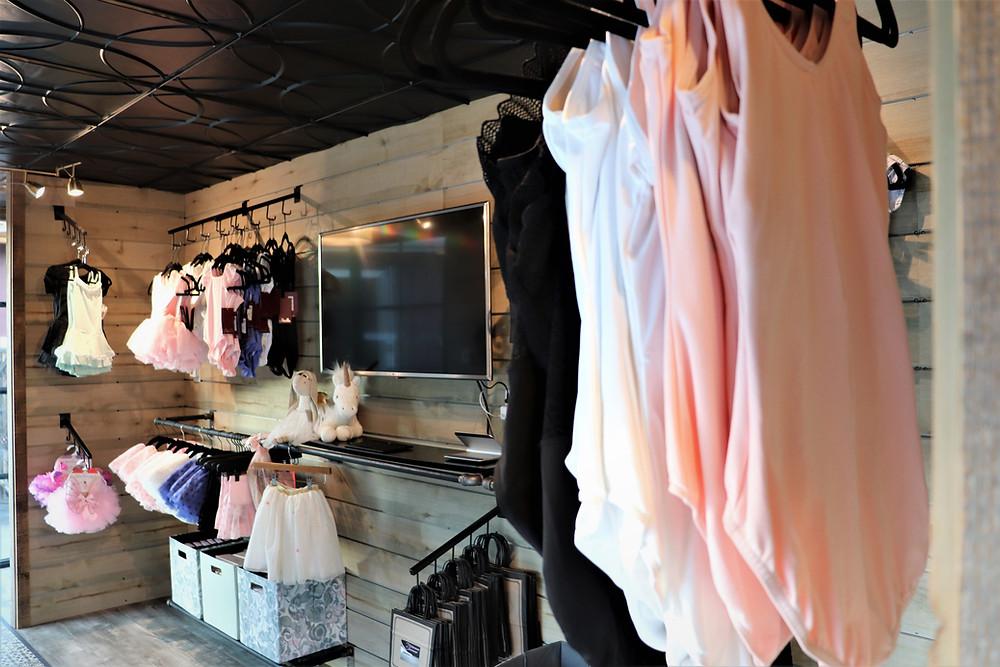 Inside the Metronome Dancewear Toe Truck