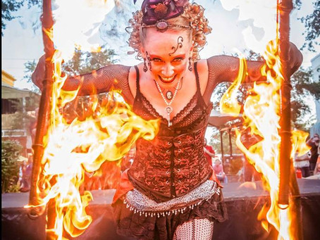 Dancer Spotlight: Dion Leonhard DiDonna (aka Lady Cimorene)