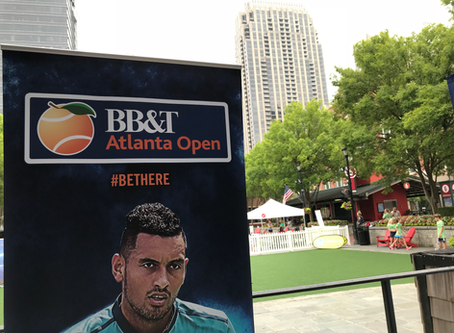 2018 Atlanta BB&T Open: Love All