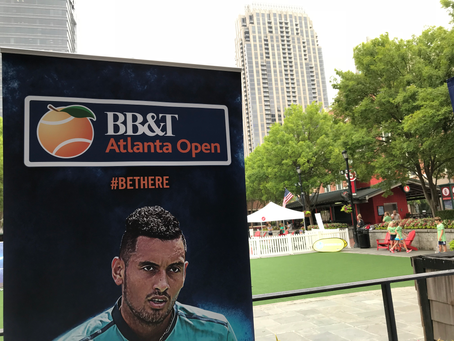 2018 Atlanta BB&T Open: Love All