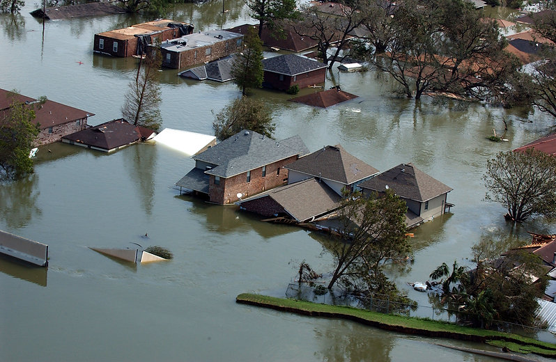 Flood waters are powerful. That's why you need Flood Insurance.