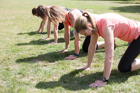 Bootcamp group class SW London