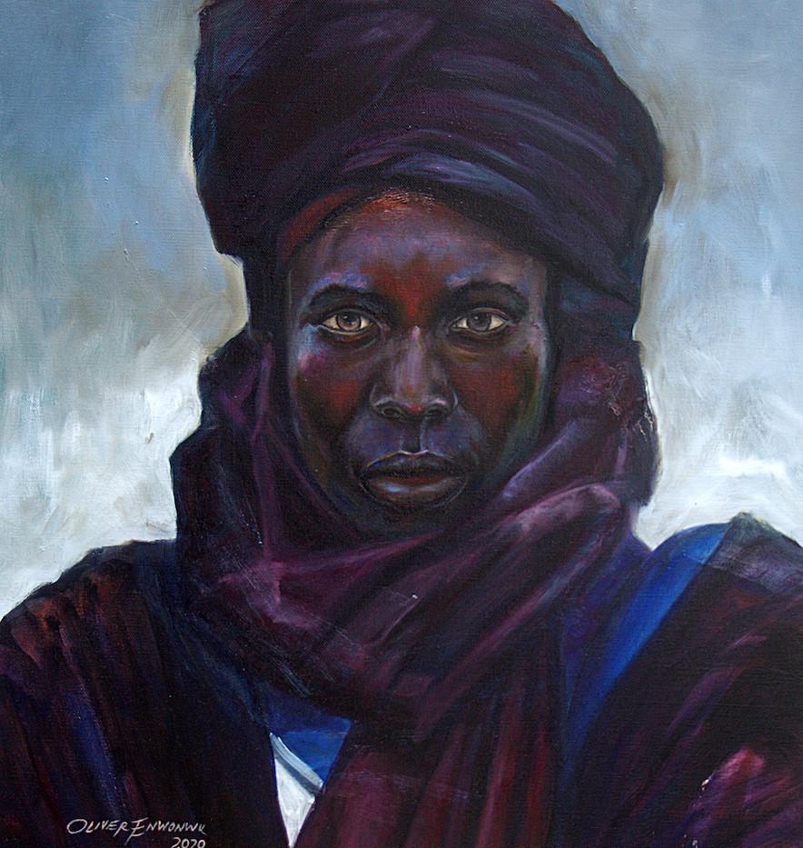 Oliver Enwonwu, Wanderer Series