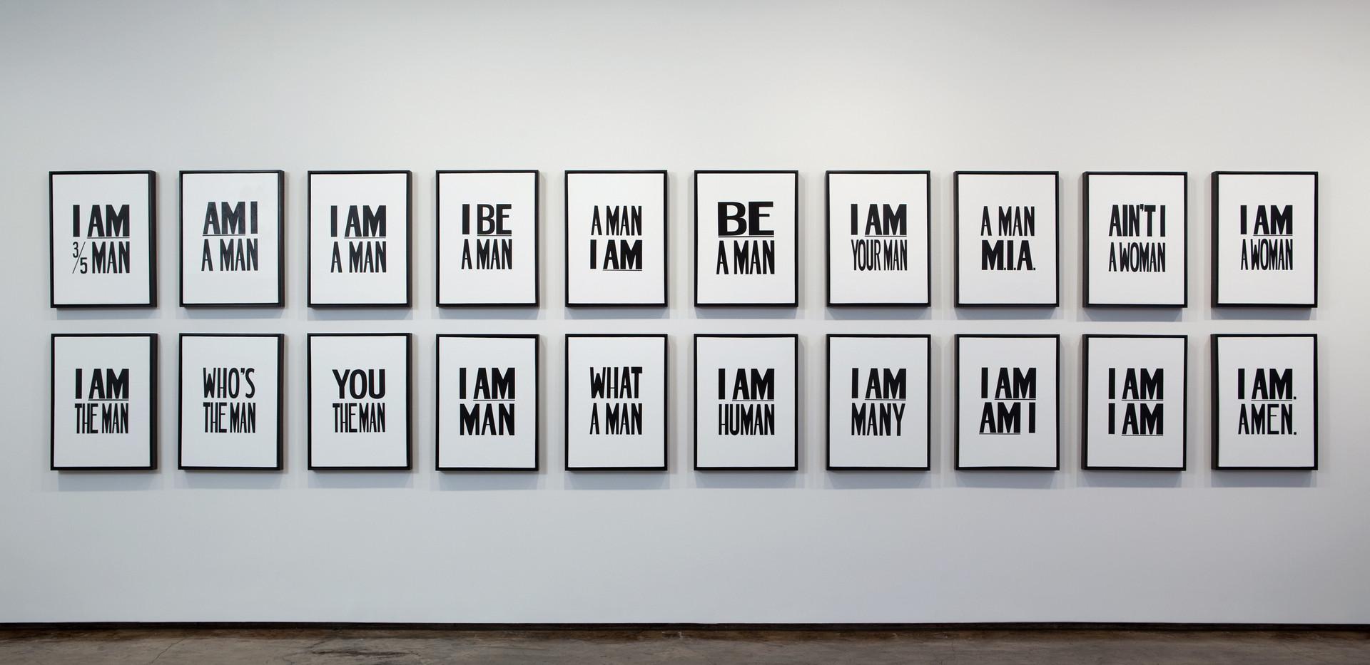 Hank Willis, I am A Man