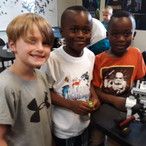 Robotic Camp 2019 - Edwards Borthers and