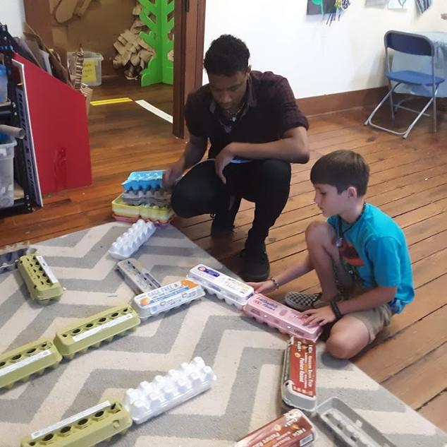 Website - LEGO ROBOTICS AT CONNECT MUSEM