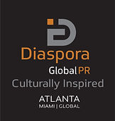 Diaspora Global Black Business Card Fron