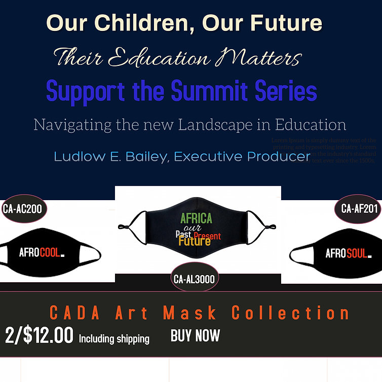 CADA Mask Collection - BUY NOW ONLY NO W