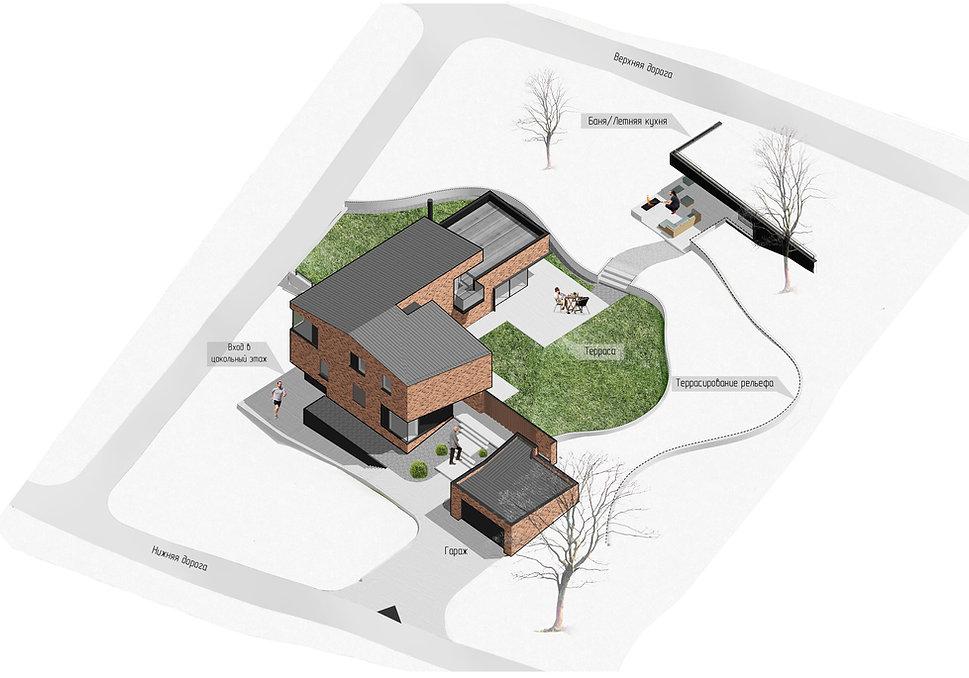 дом, проект, брикс, студия, архитектор,