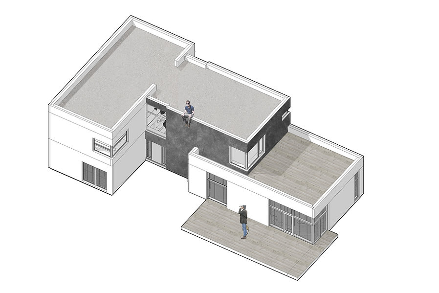дом, архитектура, проект