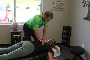 Best Mid Back Adjustment, Chiropractor in Johnson City