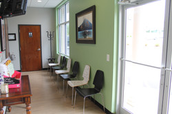 Waiting Room of Best Chiropractor in Johnson City
