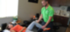 Examining Hip Mobility, Best Chiropractor in Johnson City