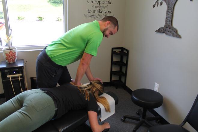 C-T Adjustment, Best Chiropractor in Johnson City