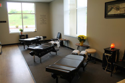 Treatment Room of The Best Chiropractor in Johnson City
