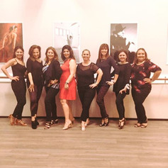 Ladies Latin Group