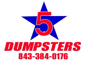 5 star dumpster logo.png