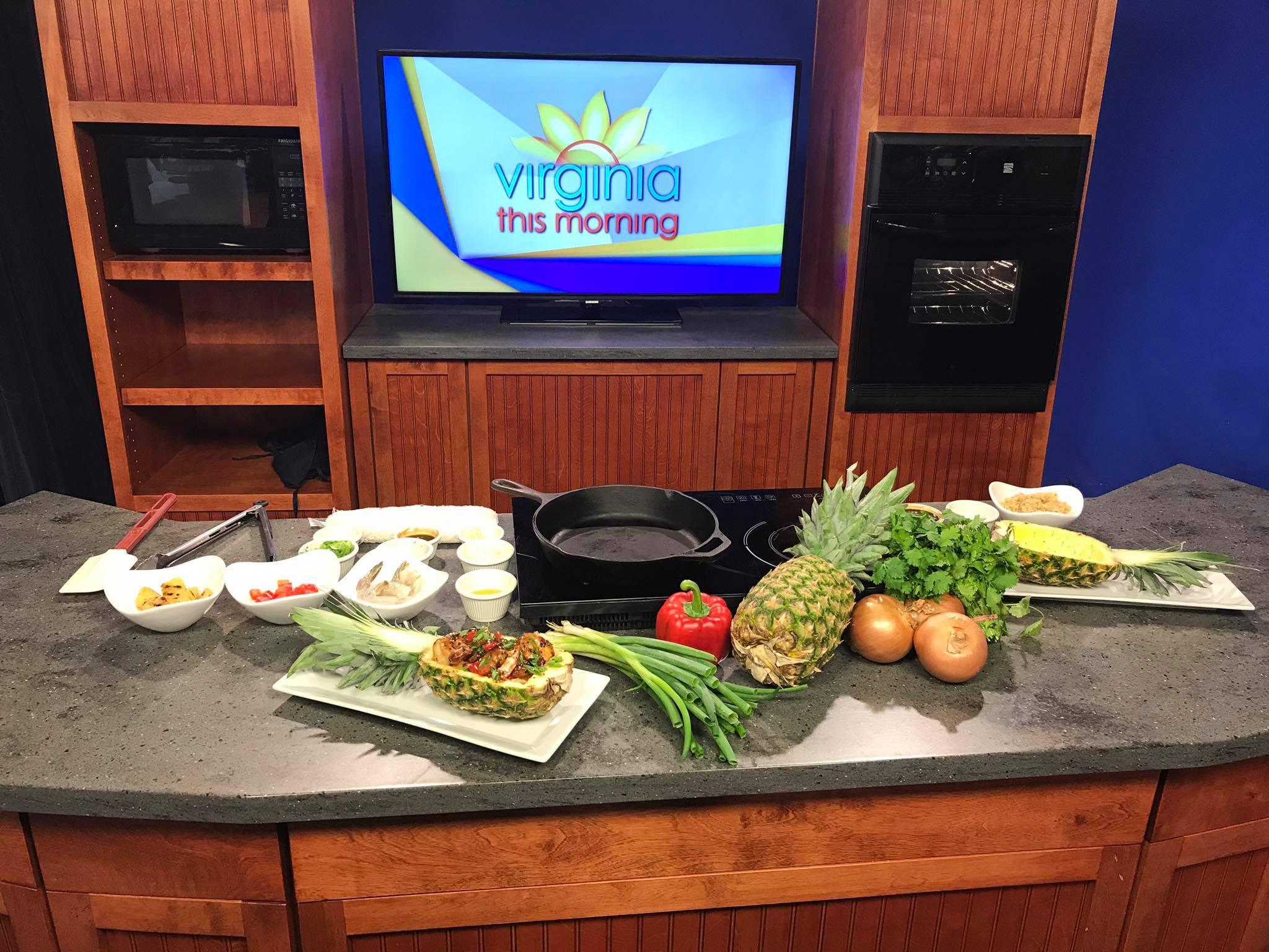 Virginia This Morning Set
