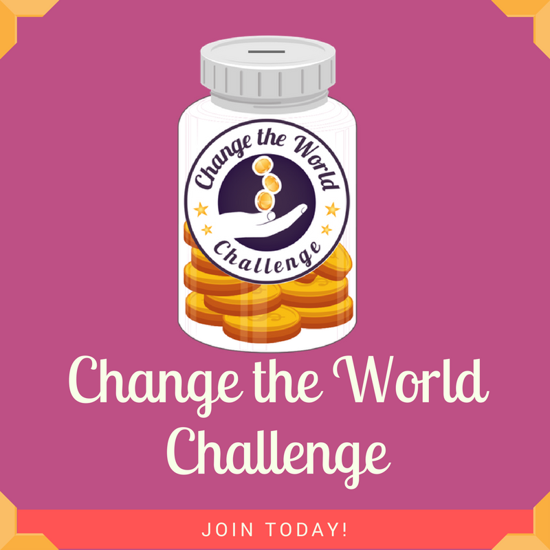 Change the World Challenge #CTWChallenge