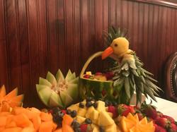fruit bird