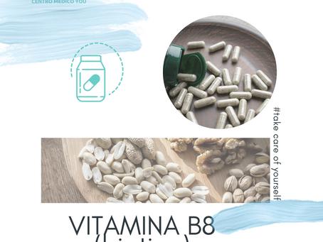 Vitamina B8 (biotina)