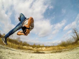 Upside down !
