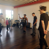 2st Powermove's workshop.