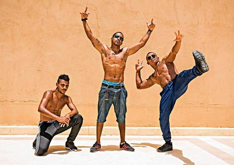 Brasilian breakdance