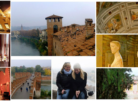 Discussions of Love Retreat: Verona, Italy / November 23rd -29th 2018