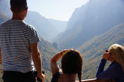 The Magic in the Air / Zagori, Greece