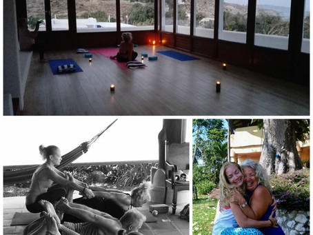 """""""YOGA that sends you to another level for all ability levels."""""""