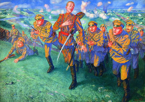 In_the_Line_of_Fire_(Kuzma_Petrov-Vodkin